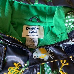 OshKosh B'gosh Jackets & Coats - OshKosh B'gosh Boy Rain Jacket